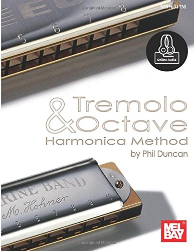 Read Online Tremolo and Octave Harmonica Method PDF