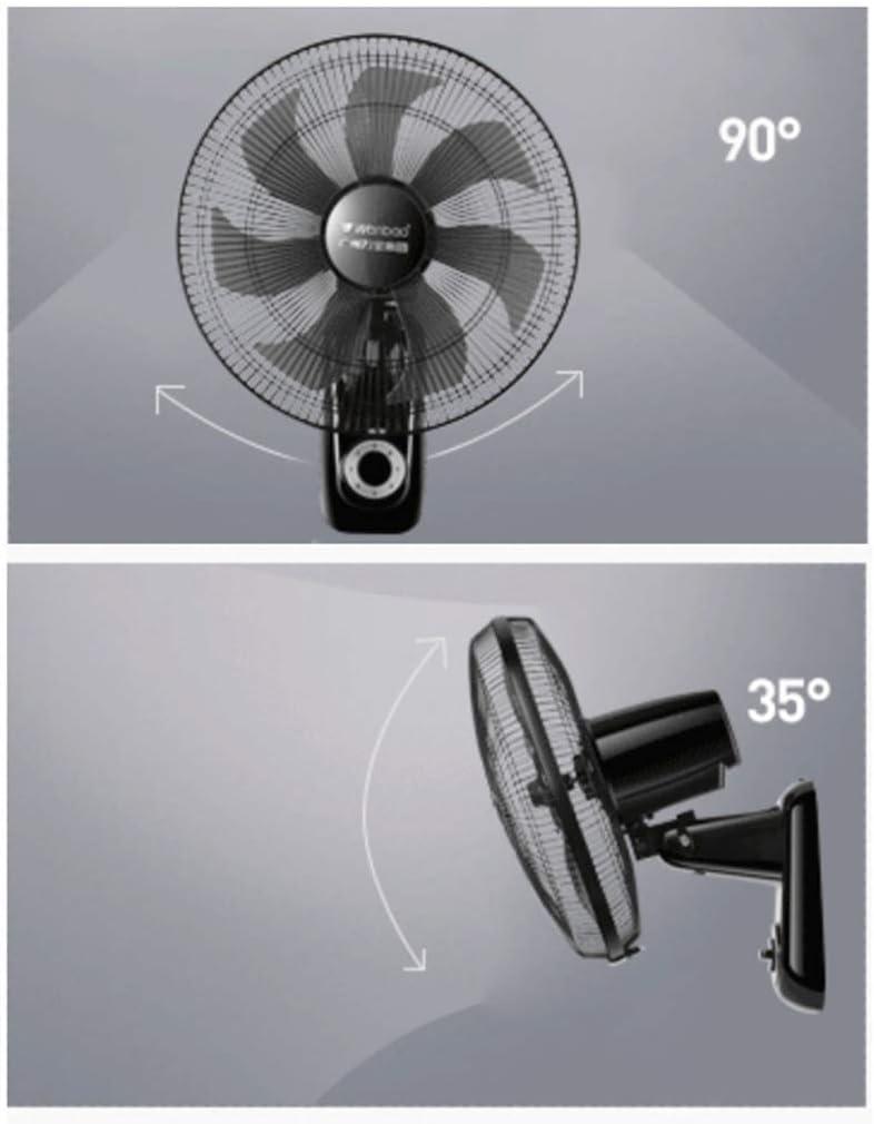 LAZ Ventilador montado en la Pared (Aire frío) - Funcionamiento ...