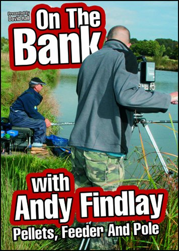 On The Bank with Andy Findlay - Pellets, Feeder & Pole [Region 2]