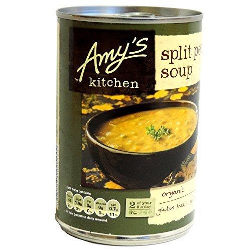 Amy Cocina – Split – Sopa de guisantes 400 g (estuche de 6 ...