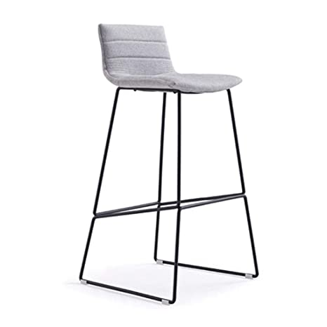 Amazon.com: Reposapiés de silla con cojín grueso gris ...