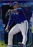 2014 Topps Finest Baseball Rookie Card #90 Marcus Stroman, Toronto Blue Jays RC MINT