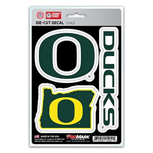 NCAA Oregon Ducks Team Decal, (Mlb Team Decal)
