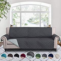 The Rose Home Fashion Sofa Cover protects your furniture from pet hair and stains. It saves you from the hassles of everyday life. Below are a list of common questions:                 What size should I order? We HIGHLY RECOMMEND meas...