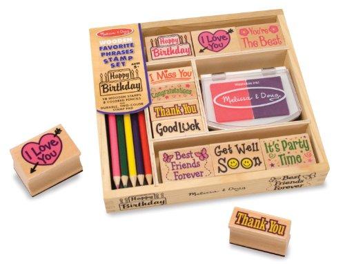 Favorite Phrases Melissa Scratch Mini Pad product image