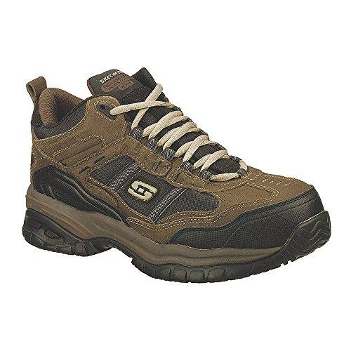 Støvler, 12, Menns, Brun / Svart, Ew, Pr