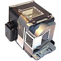 Watoman RLC-059 Original Replacement Projector Lamp with Complete Housing for VIEWSONIC Pro8400 Pro8450 Pro8450W Pro8500 Projector