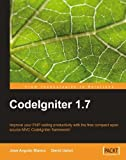 img - for CodeIgniter 1.7 book / textbook / text book