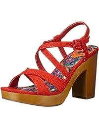 Women's Belize Valencia Fabric Dress Sandal