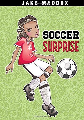 Download Soccer Surprise (Jake Maddox Girl Sports Stories) pdf epub