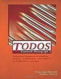 TODOS Research Monograph 3, Tonya Bartell, 1497426561