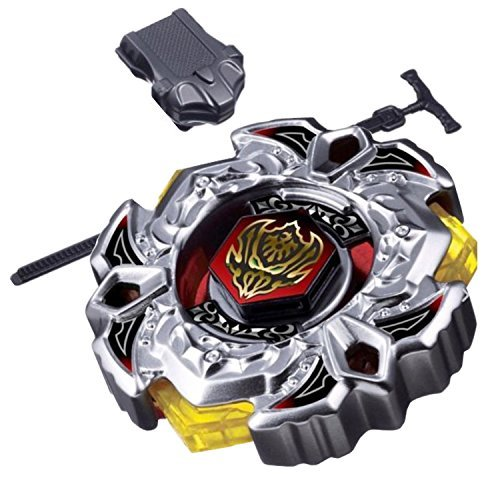 Cheap Perseus Costume (Beyblade Variares D:D Metal Fury 4D STARTER PACK w/ Launcher & Ripcord+fabric bag Beyblade put*)