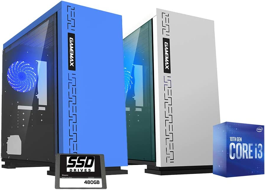 Ordenador Sombremesa Intel i3 10100 4.30 GHz