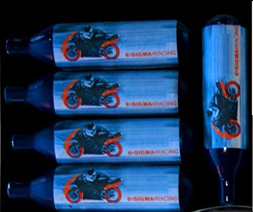 Zex Nitrous Bottle - 8