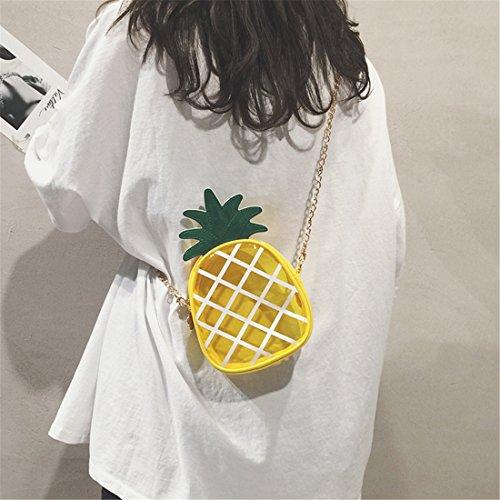 FANCY pour Pineapple bandoulière LOVE femme Sac 1 gg1qzw4x