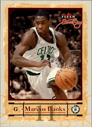 2004-05 Fleer Sweet Sigs #31 Marcus Banks