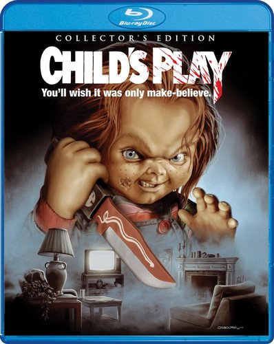 Child's Play [Collector's Edition] [Blu-ray]