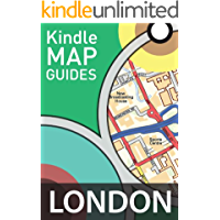 London Map Guide (Street Maps Book 1)