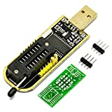 Gikfun USB Programmer CH341A Series Burner Chip 24 EEPROM BIOS Writer 25 SPI Flash AE1185