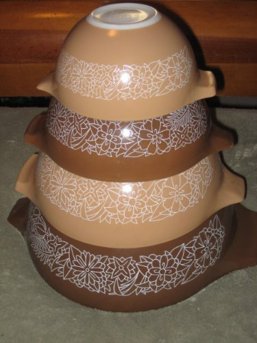 corningware mixing bowl set - 4