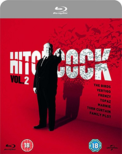 Hitchcock Volume 2 (7 Movie Collection) [Blu-Ray][Region Free]