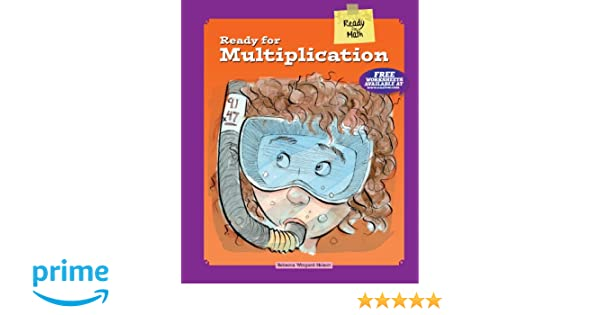 Ready for Multiplication (Ready for Math): Rebecca Wingard-Nelson ...