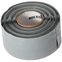 Keeney K855-3 Miracle Wrap Self-Fusing Silicone Tape, 14'