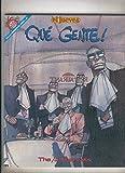 img - for Pendones del Humor numero 087: Que gente book / textbook / text book