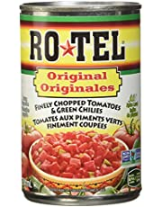 Rotel Finely Chopped Tomatoes, Original - 284ml, 1 Count
