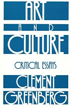 art beacon critical critical culture essay essay paperback Essays in criticism second series by matthew arnold  lord byron and his works a biography and essay,  beacon lights of history great writers.