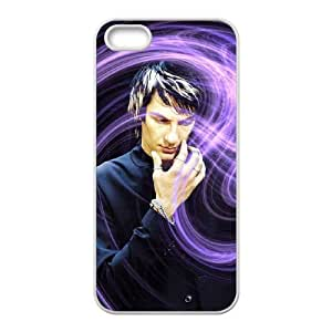 iPhone 5 5s Cell Phone Case White Maksim Mrvica as a gift Y4621505