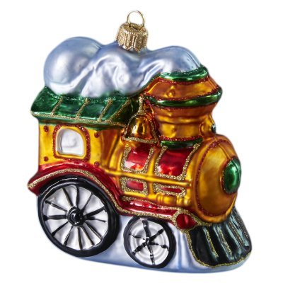 vintage steam train christmas ornament amazon co uk kitchen home