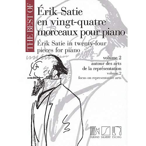 - The Best of Erik Satie (24 Pieces for Piano, Volume 2) MGB Series Pack of 2