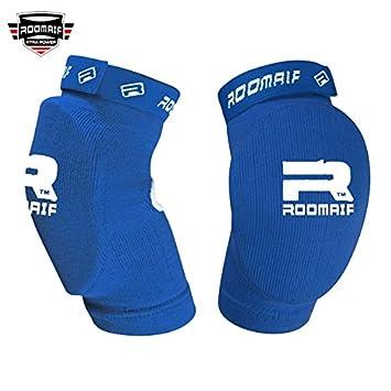 Coudi/ère de Maintien ROOMAIF Boxe Muay Thai Soutien Coude MMA Coudi/ère Tendinite Musculation Protection Sport Kontact FR