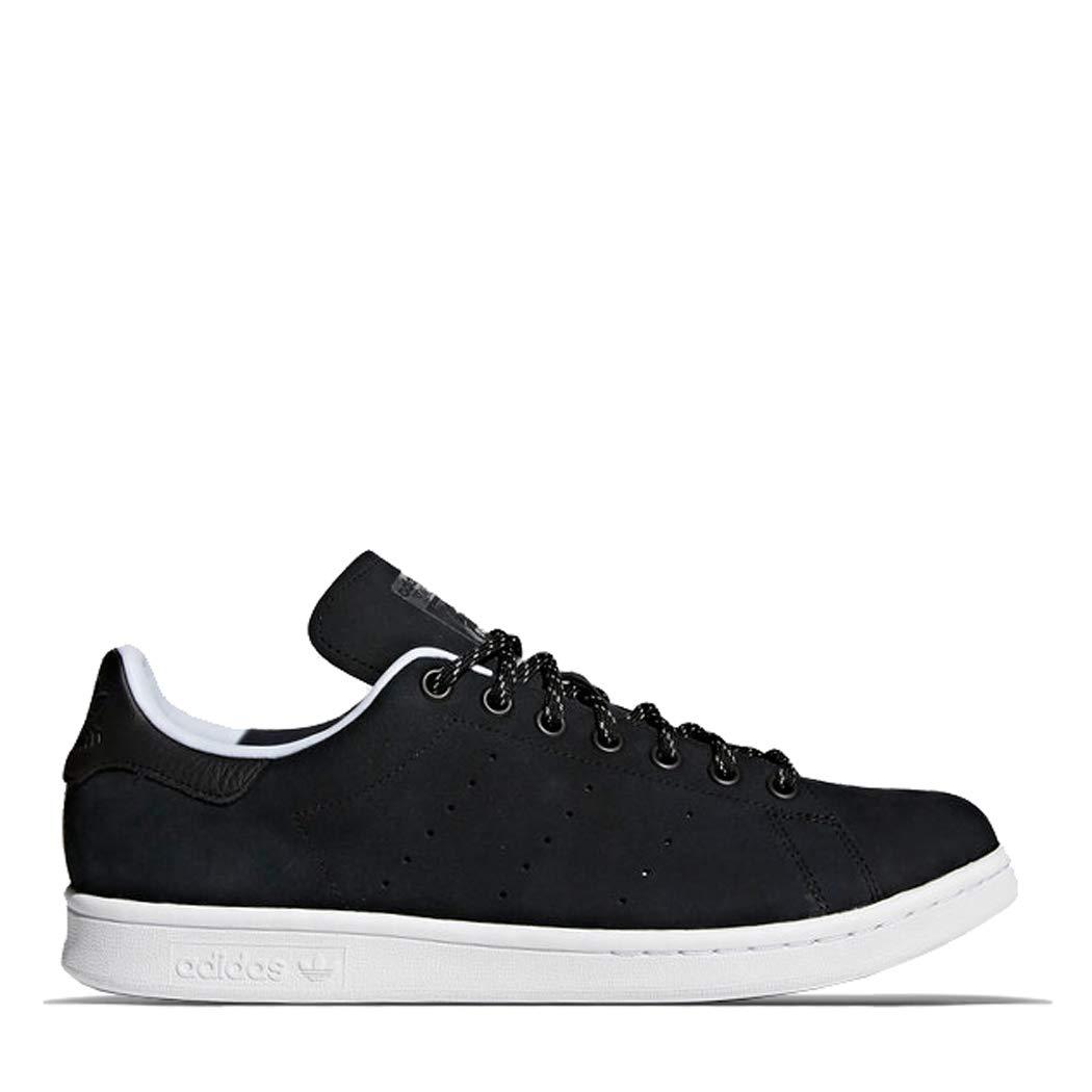 finest selection 2a3b3 fce5b Amazon.com | adidas Stan Smith WP Black Mens | Fashion Sneakers