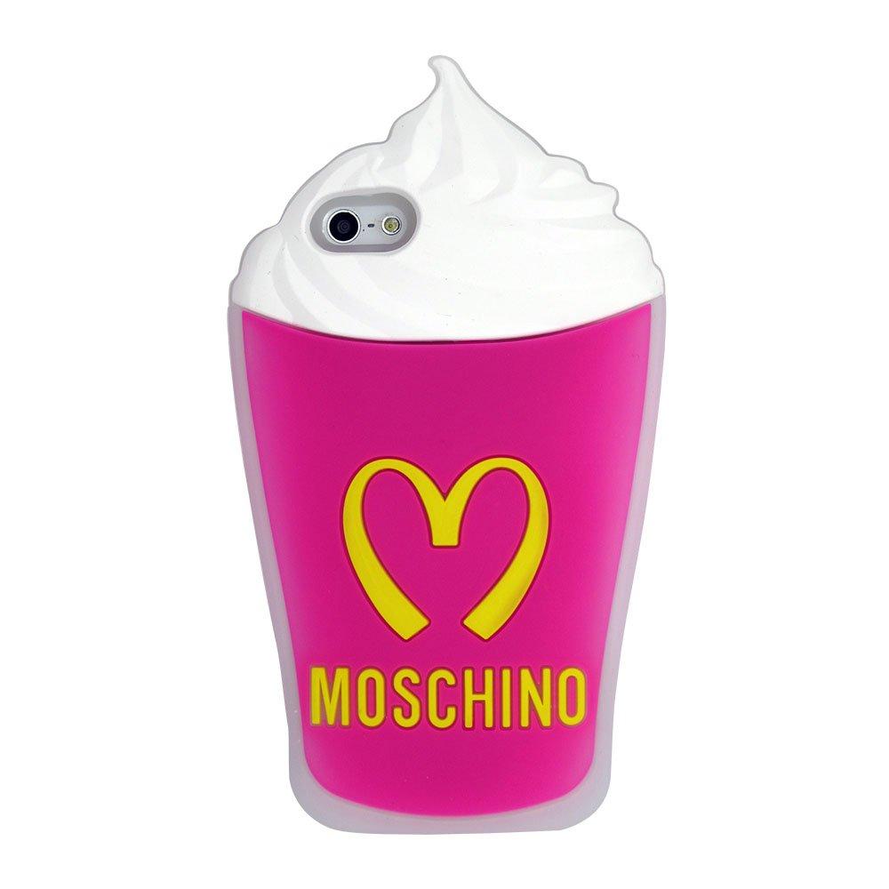 cover iphone gelato moschino