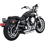 Vance-Hines-Chrome-Shortshots-Staggered-Exhaust-86-11-Harley-Softail-17221-by-Vance-Hines