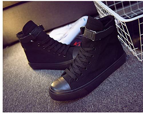 da Uomo Sneakers Sneakers Ginnastica per Scarpe Vulcanizzato Amante da Popolare BTS Donne Scarpe Scarpe A94 Basse Foundation AILIENT Tennis Femminile Running Scarpe Passeggio Traspirante di Tela e Tqw6nH
