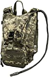 Hydration Pack with 2.5L Bladder and 2 Additional Pockets. Tough Military Style Backpack From Monkey Paks Is Perfect for Hiking, Biking, Running, Walking and More.