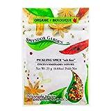 Splendor Garden Organic Pickling Spice 'Salt Free', 25 Grams
