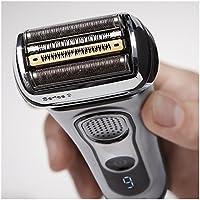 Braun 92S - Recambio para afeitadora eléctrica hombre Series 9, plata: Amazon.es: Salud y cuidado personal