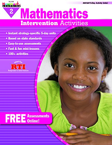 - Newmark Learning Grade 2 Everyday Mathematics Intervention Activity Aid