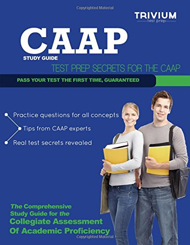 CAAP Study Guide: Test Prep Secrets for the CAAP Exam
