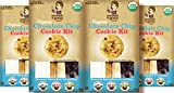 Scratch & Grain Baking Co. All Natural Cookie Kit Chocolate Chip (Pack of 4)