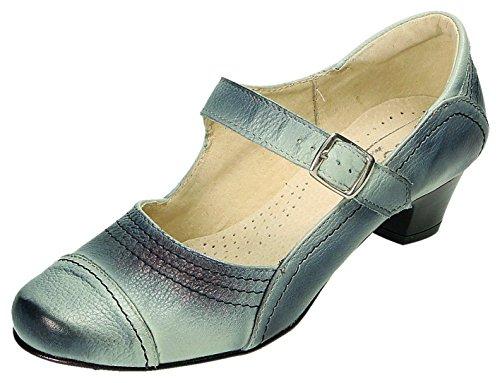 komb Shoes Pumps D MICCOS grau Pumps wPq6n08