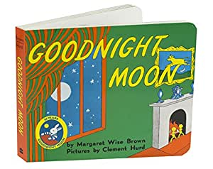 Kids Preferred Keepsake Board Book – Goodnight Moon – Safe and Asthma Friendly