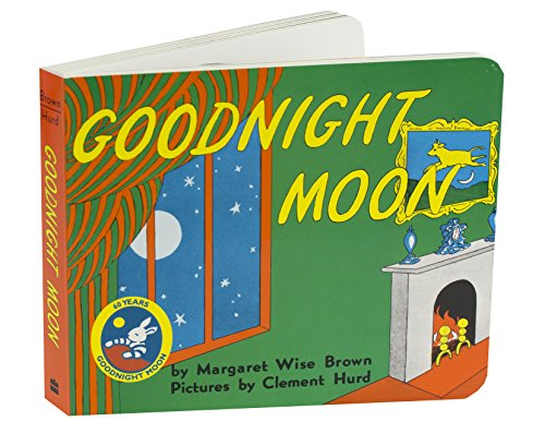 Kids Preferred Keepsake Board Book  Goodnight Moon  Safe and Asthma Friendly