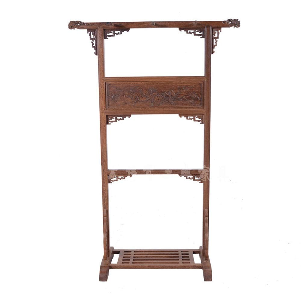GaoMiTA Wood Hangers, Mahogany Furniture, Solid Wood Coat Rack, Shoe Rack, Wooden Faucet Hanger