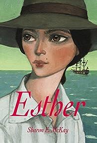 Esther par Sharon E. McKay