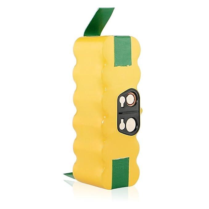 efluky 3.5Ah Batería de Repuesto para irobot roomba + Kit cepillos repuestos de Accesorios para iRobot Roomba Serie 800 900 - un Conjunto DE 15: Amazon.es: ...